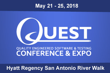 QUEST 2018 Software Testing Conference and EXPO
