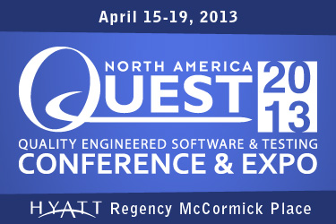 QUEST 2013 Software Testing Conference and EXPO