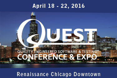QUEST 2016 Software Testing Conference and EXPO