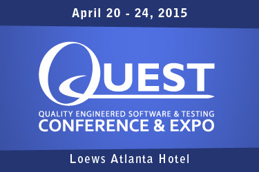 QUEST 2015 Software Testing Conference and EXPO